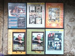 продам диски двд своя коллекция новые