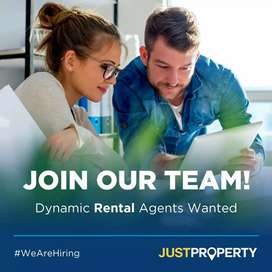 Dynamic rental agent wanted