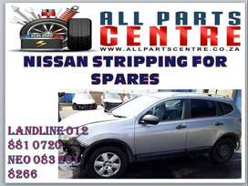 Nissan stripping for spares