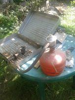 Газовая плита горелка походная ссср