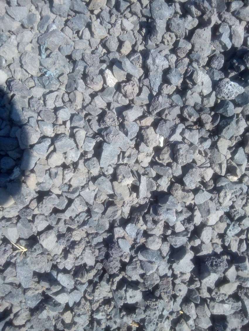 CRUSHED STONE FOR CONSTRUCTION