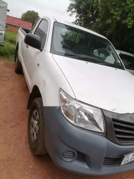 The car is still in good condition. Daily runner