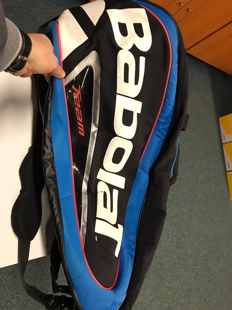 Batoh/Brašna na tenis/badminton 0