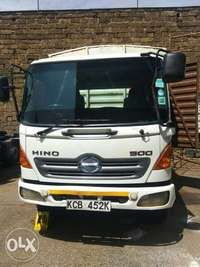 Hino 500 (KCB- 2014) In Excellent Condition 0