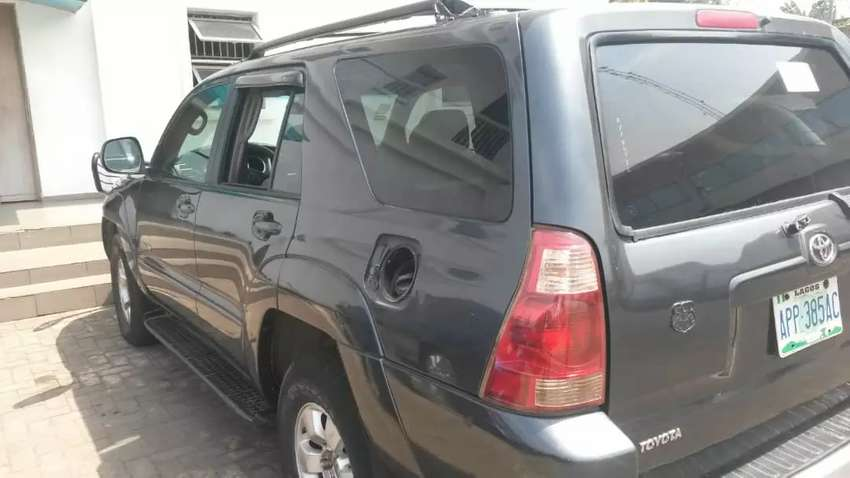 I want to sell Toyota 4runner 0