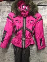 Детский горнолыжный костюм Sportalm комбинезон куртка