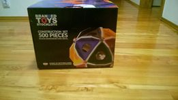 Klocki Branded Toys stocklots 500 sztuk