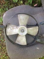 Вентилятор радиатора микра к10