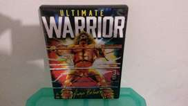 Ultimate warrior wwe dvd for sale