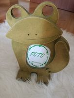 Ramka na zdjęcia - żaba