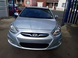 2015 Hyundai Accent (1.6) Automatic With Service Book