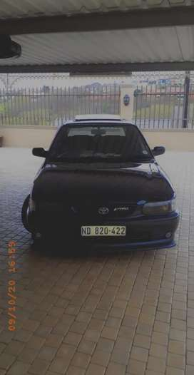 2006 TOYOTA TAZZ 130 SPORT FOR SALE