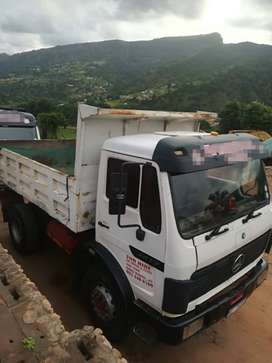 6 metre tipper for sale