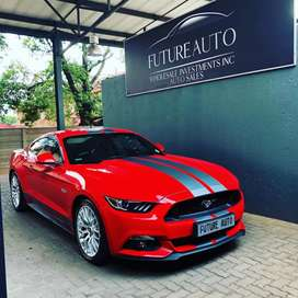 Ford Mustang 5.0 L Auto.