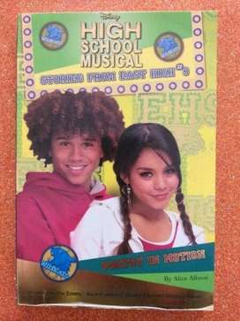 High School Musical - Stories From East High #3 - Poetry In Motion