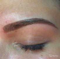Перманентный макияж ( Татуаж) губ, бровей