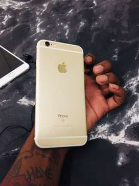 iPhone 6s Second hand...all network carrier