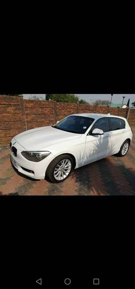 Bmw 118i 5dr steptronic 2015