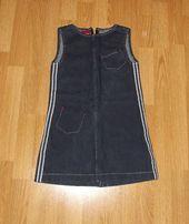 sukienka dżinsowa 116