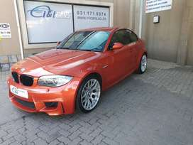 Powerful & Comfortable BMW M1 Coupe