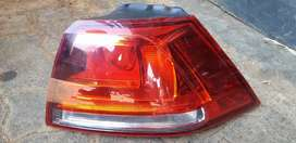 VW Golf 7 TSI right rear tail light for sale