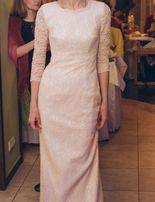 Платье в пол, вечернее платье, выпускное платье