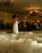 Тяжелый дым на свадьбу.