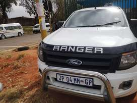 2013 Ford Ranger 2. 2 6 speed manual