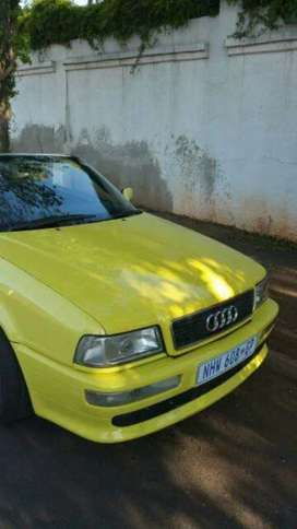 Beautiful Audi Cabriolet for sale