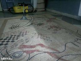 Pranie dywanów , tapicerki meblowej Ciechanów