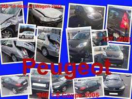 Peugeot stripping for spares