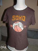 t-shirt damski ~~realitee~~M~~SOHO