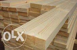 Доска камерной сушки 8% всех пород дерева.Услуги столярного цеха.
