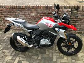 BMW G310GS, 2018 model, excellent condition. 686