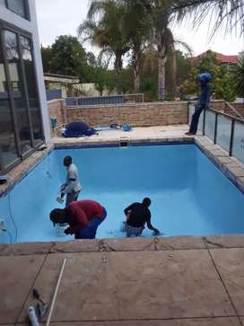 Swimming pools and marbilite