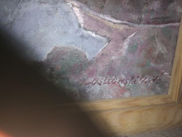Obraz olej na płótnie Lublin - image 2