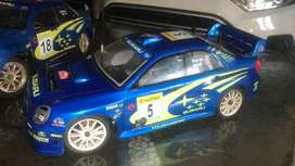Subaru wrx sti impreza drift nitro rc car and extras