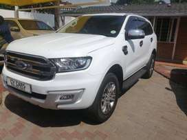2018 Ford Everest 2.2 TDCI XLT  AUTOMATIC