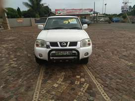2006 Nissan NP 300 king can 4x4 3.0D