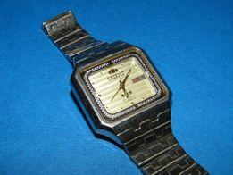 """Винтажные мужские часы с браслетом """"ORIENT"""". Япония. ОРИГИНАЛ ! Винтаж"""