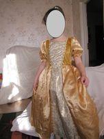 Платья Принцессы на прокат