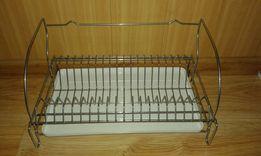 Сушка для посуды металлическая навесная