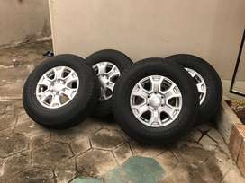 """Ford Ranger mags 16"""""""