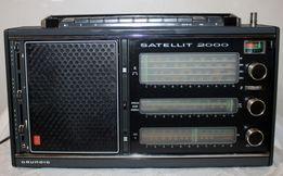 Radio Grundig Satellit 2000/Globalne/Vintage70