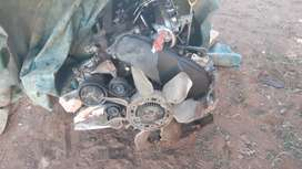 Toyota Hilux D4D RB engune and parts for sale