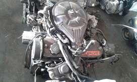 Toyota Tazz 1.3 2e engine for sale