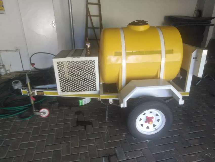 Water Tank Trailer for H 0
