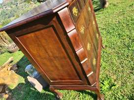 Antique Ball and Claw chest of drawers