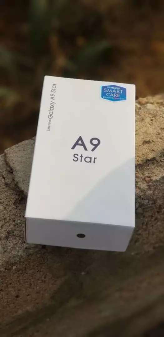 Samsung galaxy A9 Star 128Gb 0