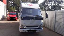 JMC SWB Van Body Carrying 2.8TDi